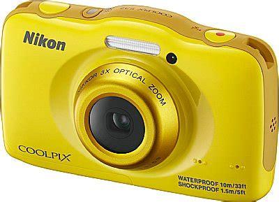 Kamera Nikon S32 testbericht nikon coolpix s32 outdoor kamera