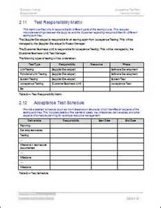 User Acceptance Testing Feedback Report Template by Schedule Acceptance Test Plan During Software Development