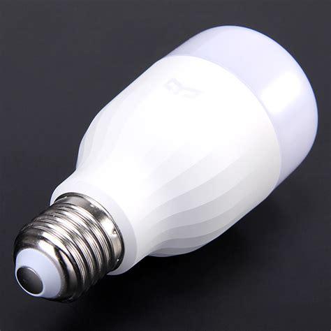 Xiaomi Yeelight Smart Bulb Led Smartphone Controlled original xiaomi yeelight e27 smart led bulb mi light