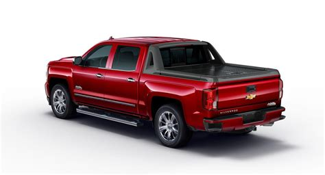 Cover For Truck Bed Chevy Silverado High Desert Package Revives The Avalanche