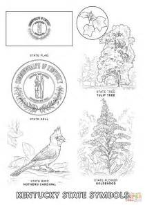 alabama symbols coloring pages coloring