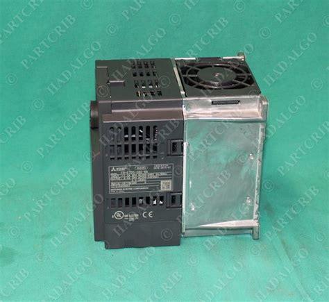mitsubishi e700 mitsubishi fr e720 080 na e700 inverter micro vfd drive