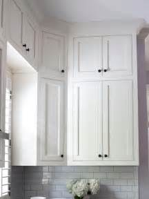 How Tall Are Kitchen Cabinets by 25 Best Ideas About Tall Kitchen Cabinets On Pinterest