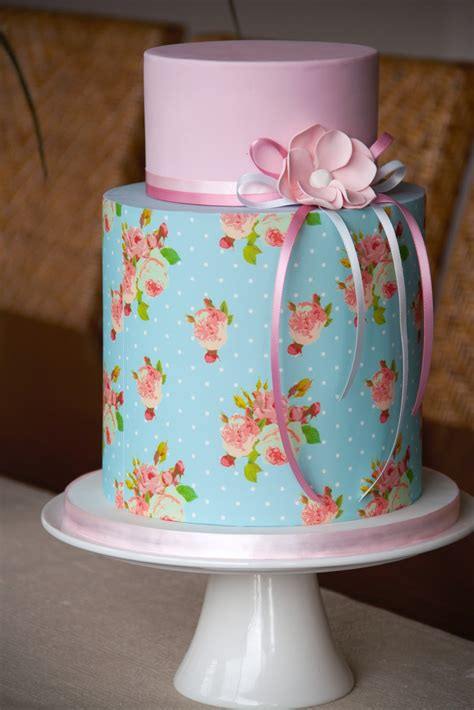 pin shabby chic birthday card cake on pinterest