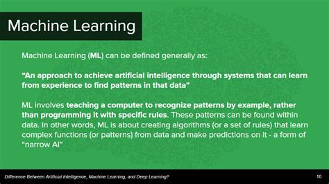 pattern recognition and machine learning youtube quot machine learning 101 quot which explains what computer is