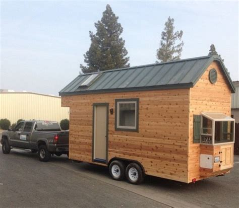 buy house in fresno 224 sq ft sequoia by california tiny houses