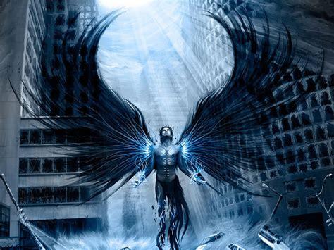 imagenes alas negras angeles de alas negras