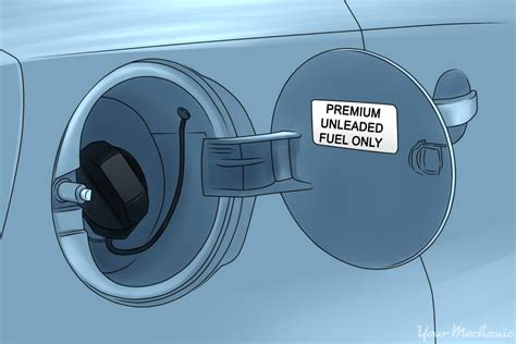 Car Types Of Gas by How To What Type Of Gas To Use Yourmechanic Advice