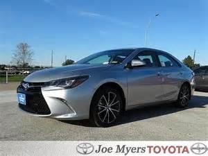 Toyota Camry Xse V6 2015 Toyota Camry Xse V6 Joe Myers Toyota Houston Tx