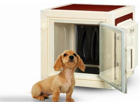 Air Conditioned House by Japanese Doghouse Boasts Of Air Conditioned Features