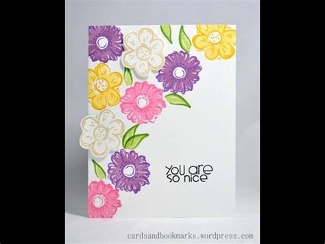 Handmade Birthday Card Tutorial