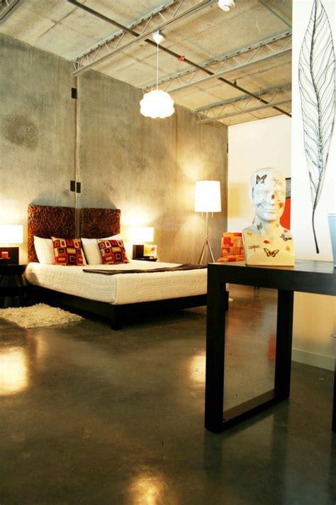 Charmant Chambre A Coucher Petite Surface #7: Chambre-design-industriel-3.jpg