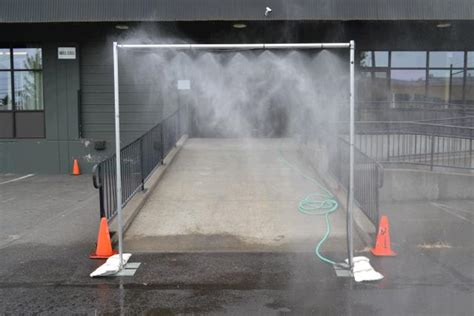 Wedding Arch Rental Vancouver Wa by Misting Arch Rentals Portland Or Where To Rent Misting