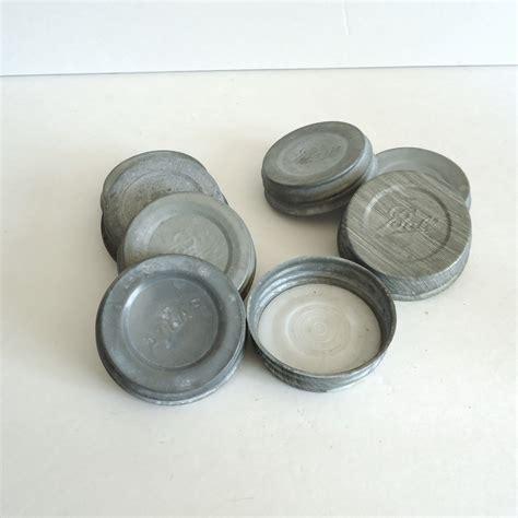jar lids canning jar lids zinc wide size lid
