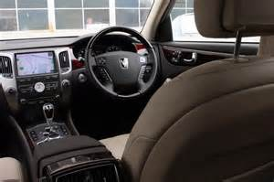 2011 hyundai equus interior photos