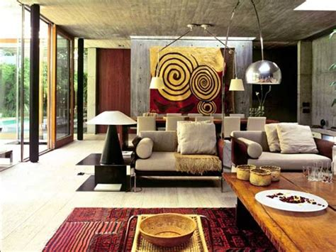 arredamento soggiorno etnico come arredare il soggiorno etnico