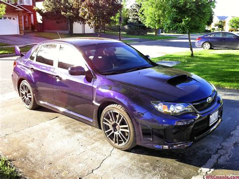 purple subaru impreza subaru impreza 2 0 2007 auto images and specification
