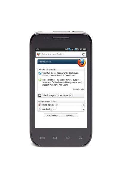 mozilla for android mozilla firefox 4 for android now available