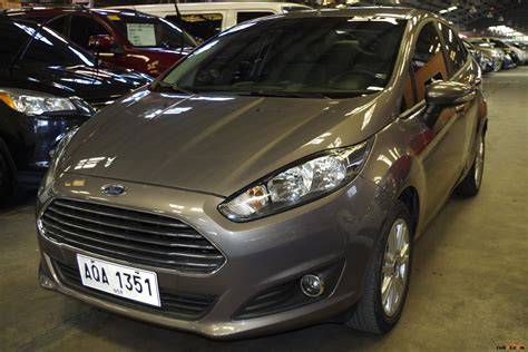 Ford Vehicles 2015 by Ford 2015 Car For Sale Metro Manila