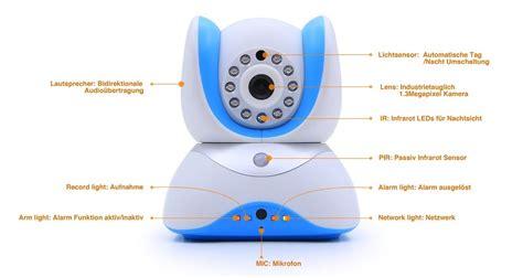 Ip Q7 hikam q7 wireless ip kamera hd testbericht ip wlan