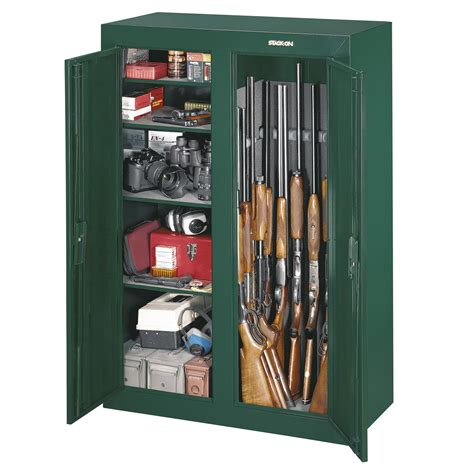 stack on 16 31 gun cabinet stack on gcdg 9216 gun cabinet convertible door