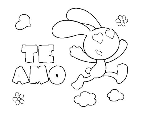 imagenes que digan i love you para pintar colorear te amo dibujos que digan te amo para colorear quotes