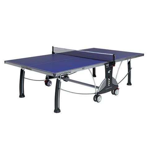 table cornilleau outdoor cornilleau sport 400m rollaway 6mm outdoor table tennis