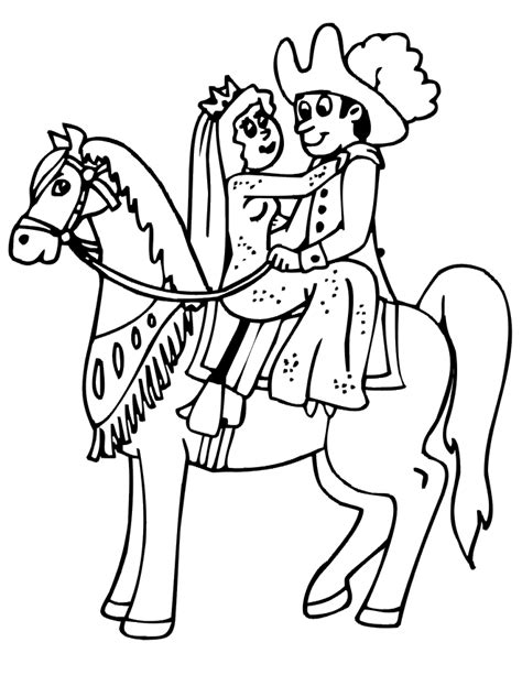 princess horse coloring pages coloring home