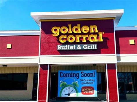 golden corral s grand opening date released by local
