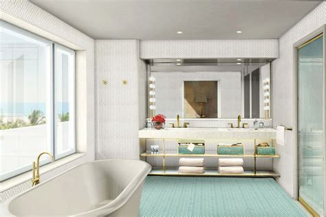 Bathrooms In Europe Faena Hotel Miami Beach Traveller Made