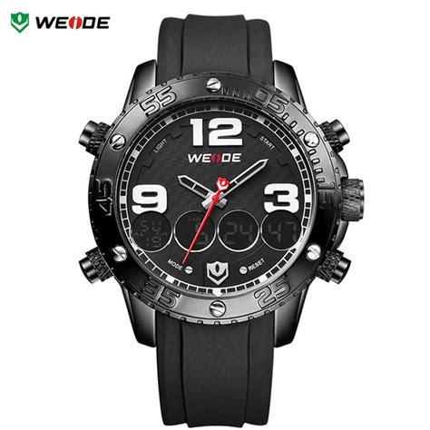 mens analog digital waterproof running sport watches