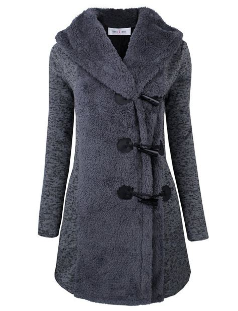 section jackets fashion women s warm winter parka trench hooded long