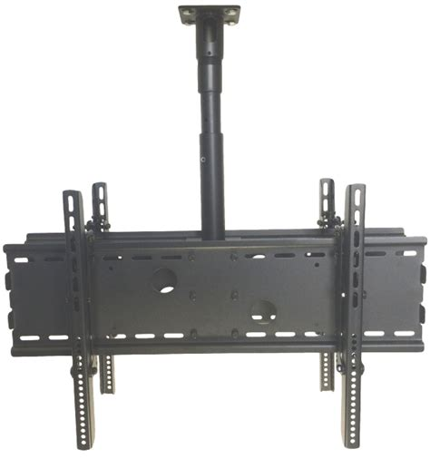 back to back ceiling mount for 32 to 70 inch rotate