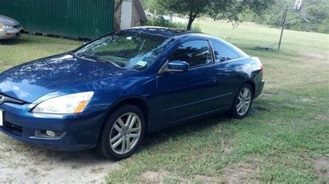 2004 Honda Accord 2 Door by Find Used 2004 Honda Accord Ex L Coupe 2 Door 3 0l 6 Speed