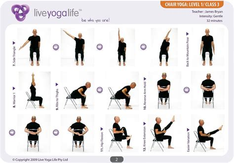 chair exercises for elderly adults easy poses for seniors with a chair level 1