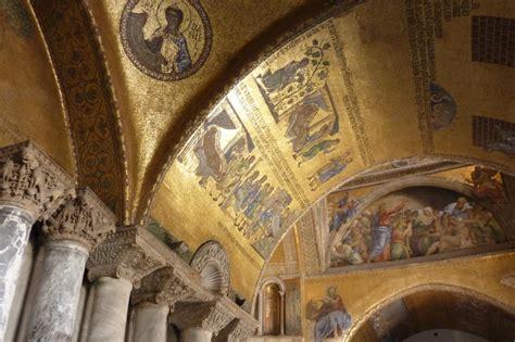 san marco venezia interno basilica san marco visita guidata interno basilica san