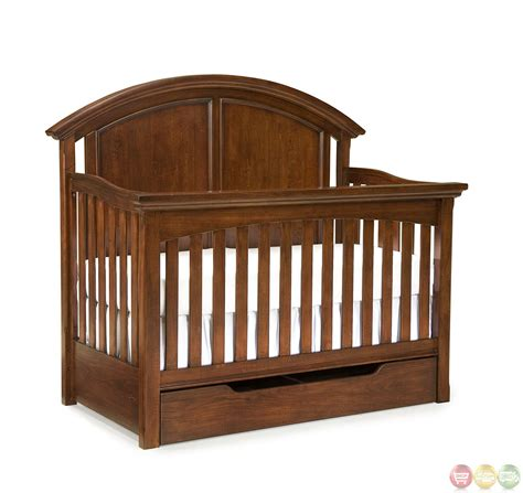 America Crib by American Spirit Casual Grow With Me Convertible Crib