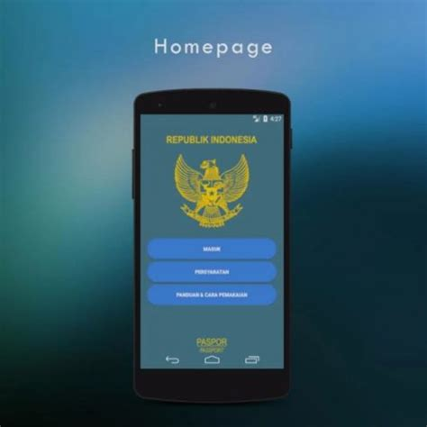 pembuatan paspor online baru simak yuk syarat biaya dan cara pembuatan paspor baru