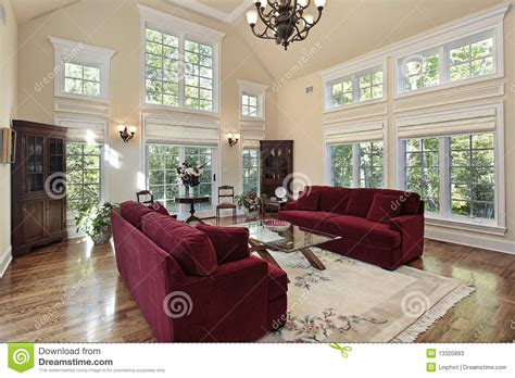 home design story delete room living room with two story windows stock image image of elegant marble 13320893