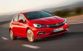 Opel Astra 2015 Fahrbericht 2015 Opel Astra K Sport 1 6t Mt 6