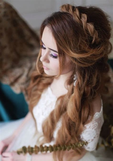 princess braided hairstyles 20 trendy and impossibly beautiful wedding hairstyle ideas