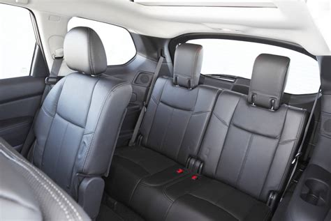 nissan pathfinder seating car with third row seats 2014 autos post