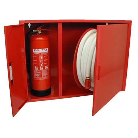 duntop fire hose reel cabinet for fire fighting system