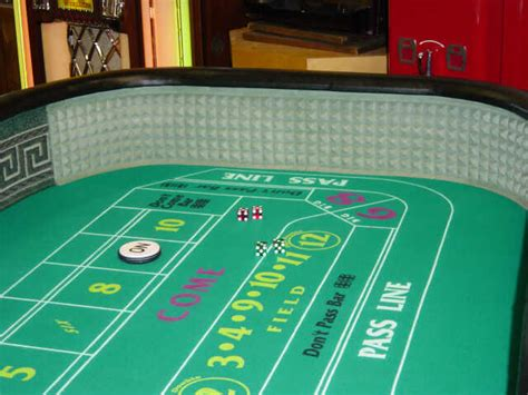 Practice Craps Table by Craps Tables And Practice Rigs Perfect Your Technique