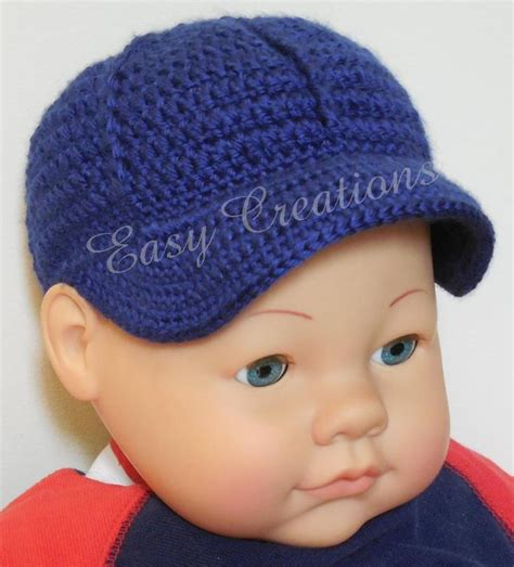 baby baseball cap by easy creations craftsy