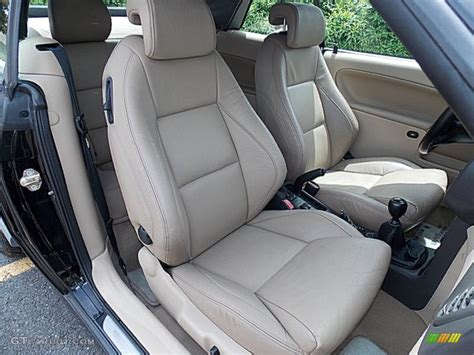 saab viggen seats 2002 saab 9 3 viggen convertible front seat photo