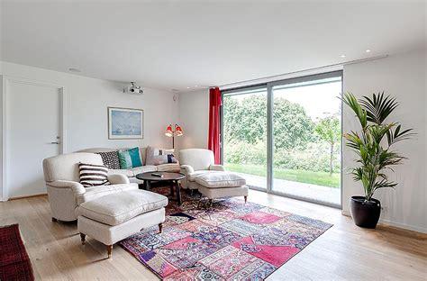 modern villa living room 4 interior design ideas