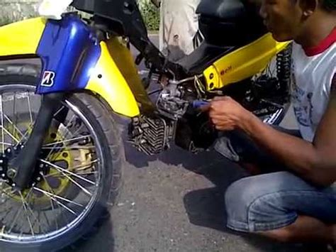 Karburator 1 F1zr setting motor road race part 1 by inung panic and free videogen