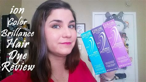 ion hair color reviews ion color brilliance hair dye review