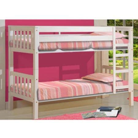 Verona Barcelona Bunk Bed Verona Design Barcelona Small Single Bunk Bed 75x160cm Furniture123